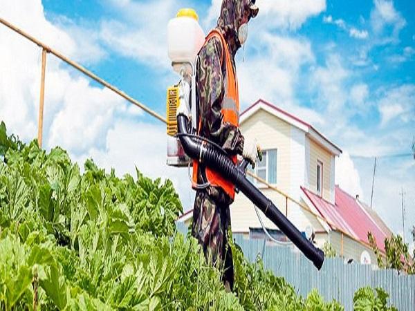Гербицидная обработка участки в Орле